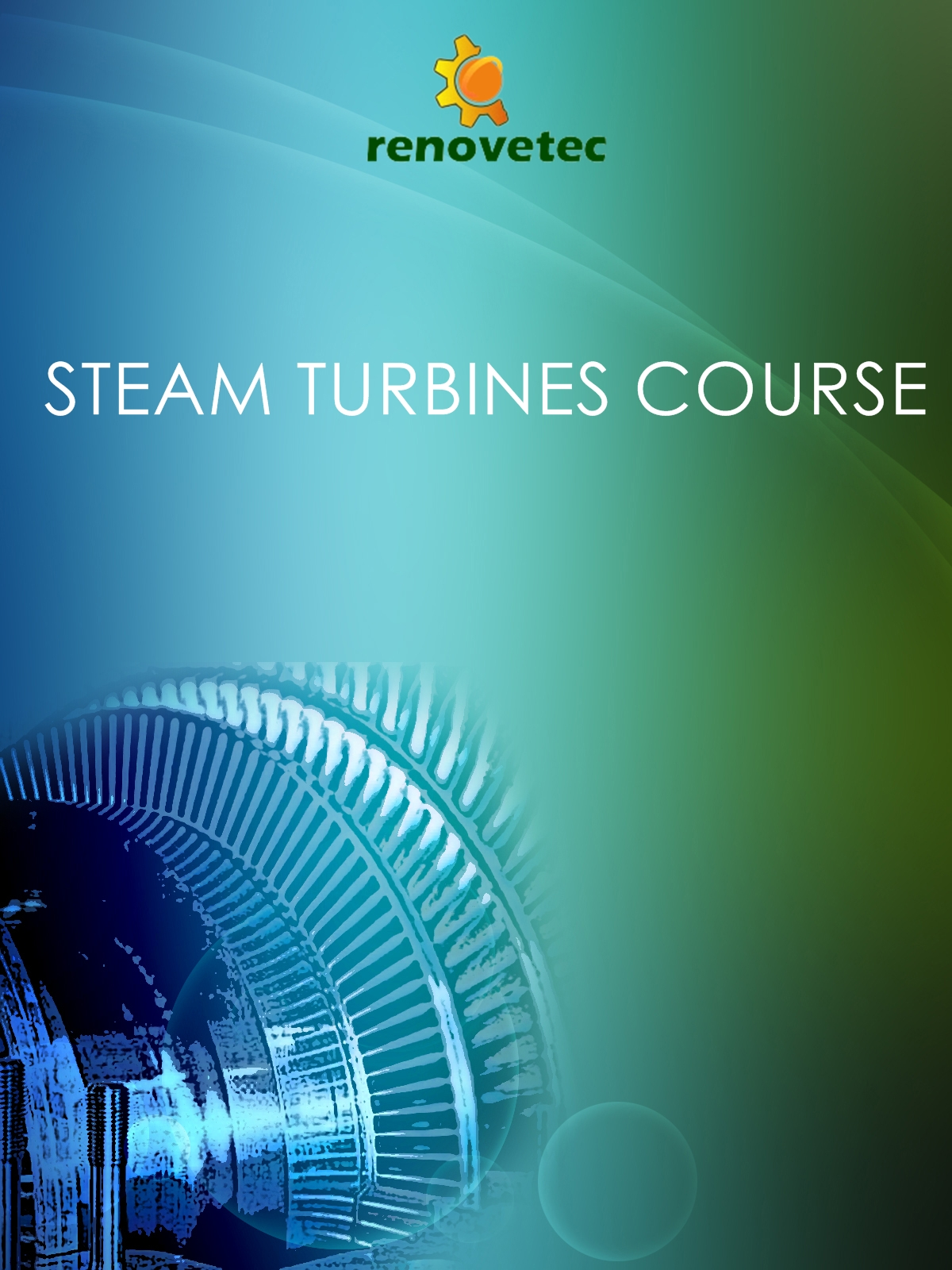 RENOVETEC Steam Turbines Course