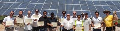 curso de alta tension fotovoltaico
