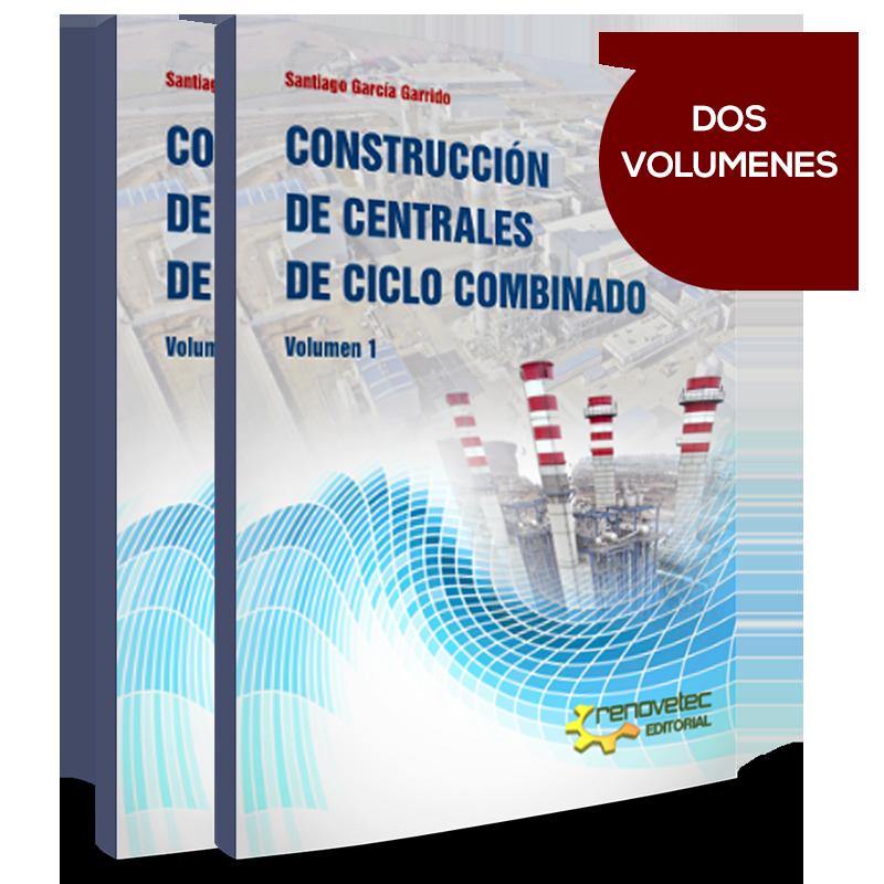 libro construcción de centrales de ciclos combinado